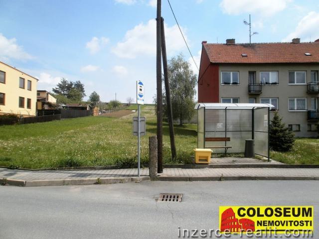 Prodej stavební parcely