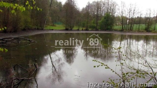 Prodej rybníku