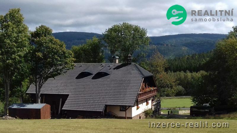 Rodinný dům s možností ubytování