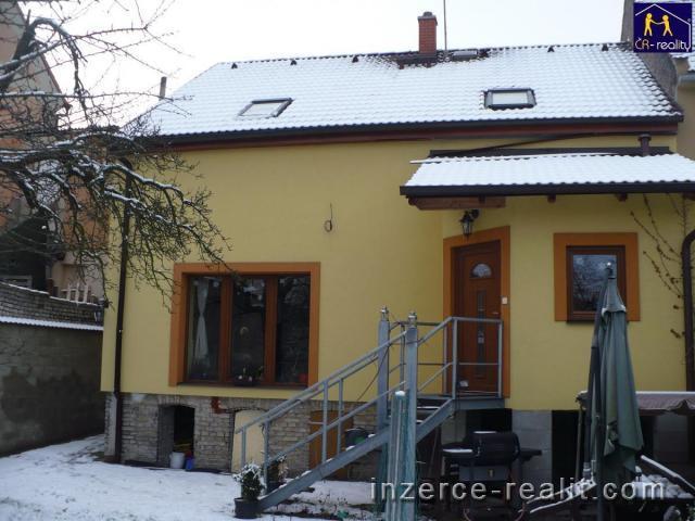 Novostavba domu v Kladně - Kročehlavech