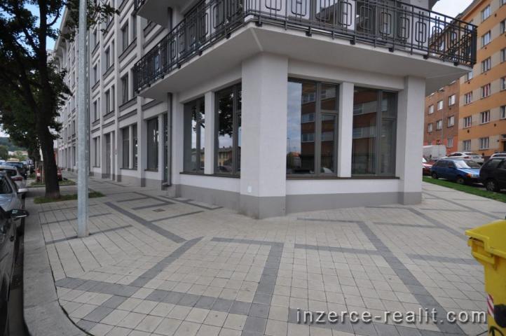 Praha, komerční prostory k pronájmu před dokončením, 656 m2, ulice Bartoškova, Nusle