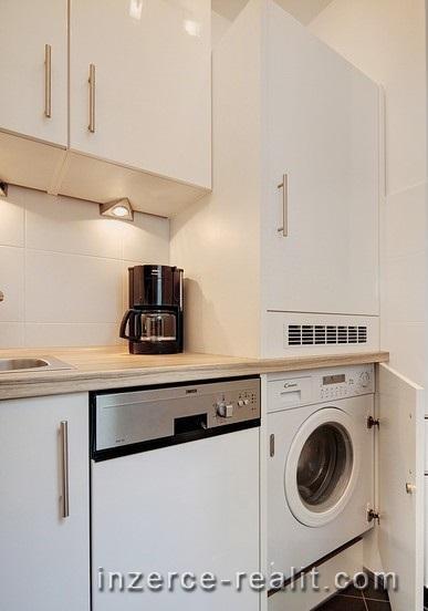 34 m2, Pronájem bytu 1+1, Žižkov