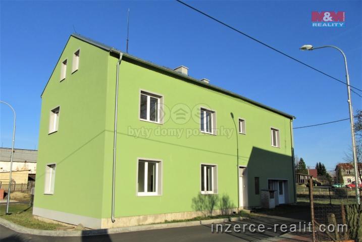 Prodej, bytový dům, 7+3, Mezirolí