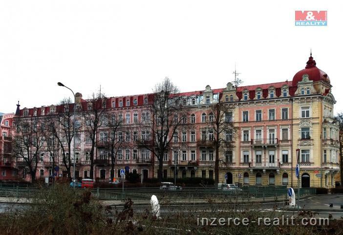Prodej, byt 4+1, OV, 127 m2, Karlovy Vary, nábř. J. Palacha