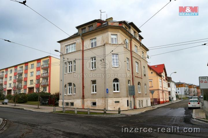 Pronájem, byt 2+1, 76 m2, Mariánské Lázně, ul. Husova
