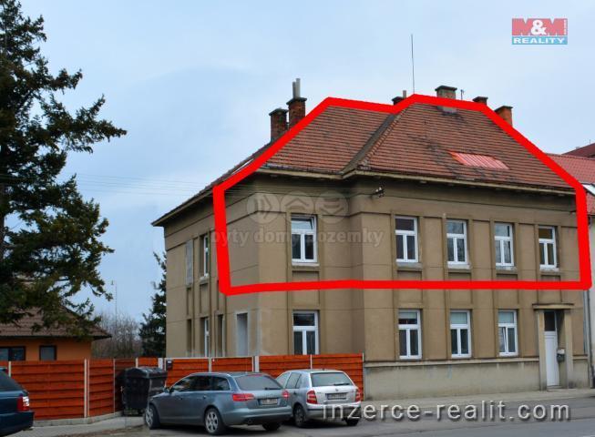 Prodej, byt 2+kk, 131 m2, Prostějov, součástí půdní prostor