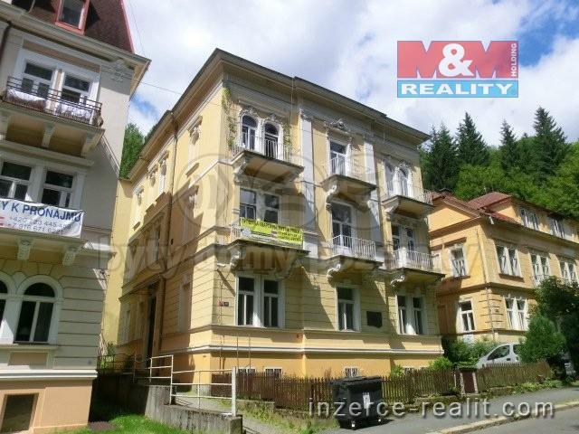 Prodej, byt 1+kk, 30 m2, Mariánské Lázně, ul. Třebízského