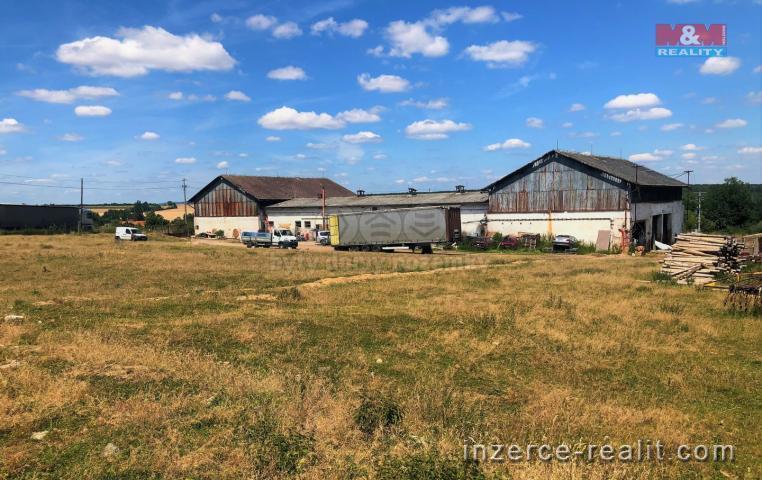Prodej, zemědělský objekt, 14334 m², Nýřany