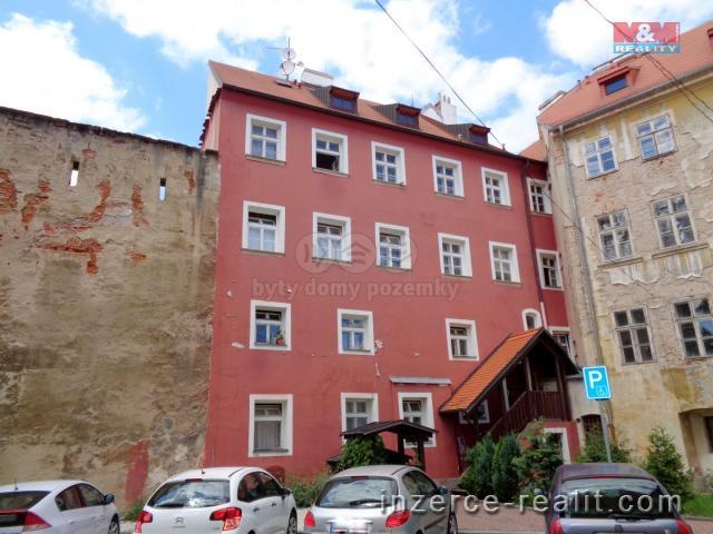 Prodej, byt 1+kk, 48 m2, Cheb, ul. Dlouhá