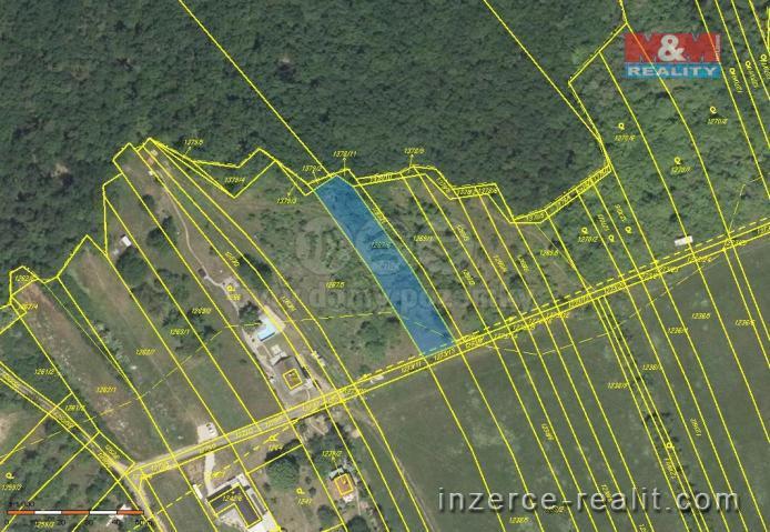 Prodej, pozemek, 950 m2, Lelekovice