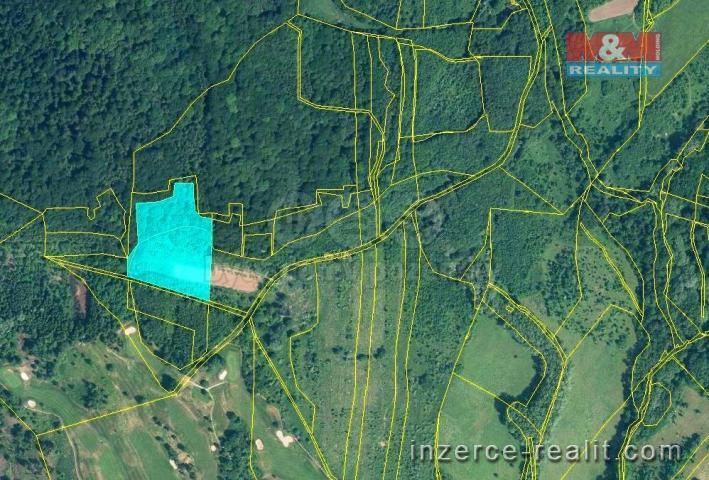 Prodej, orná půda, 15402 m2, Ústí nad Labem-Dělouš