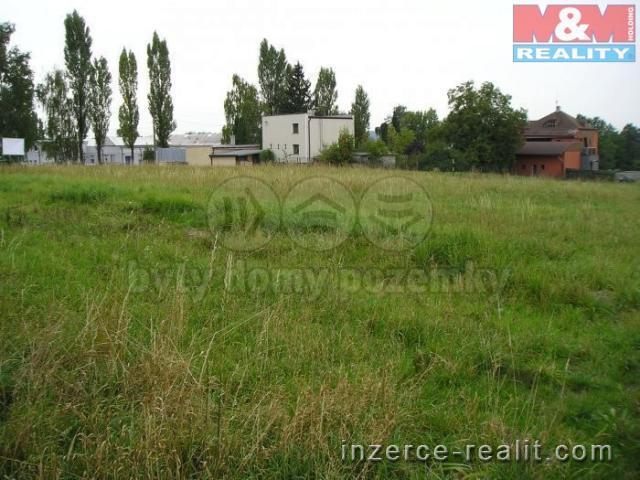 Prodej, pozemek, 4665 m2, Šenov u Ostravy