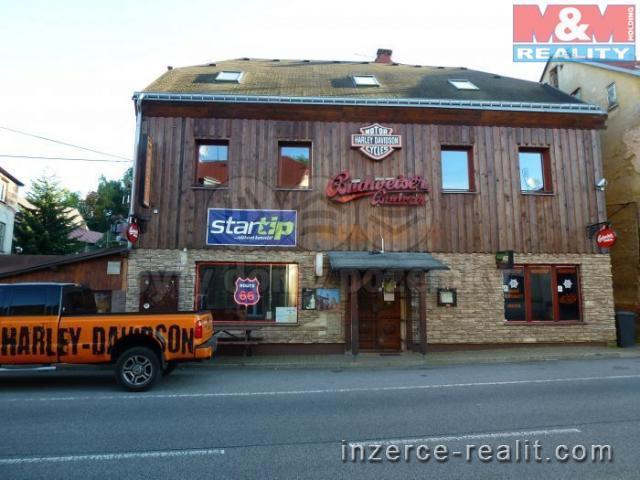 Prodej, nájemní dům, 600 m2, Smržovka