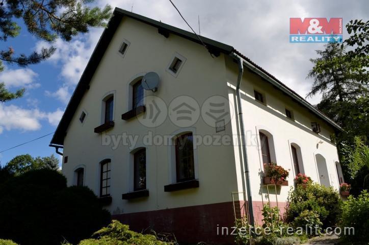 Prodej, chalupu 4+1, 4133 m2, Václavov u Bruntálu