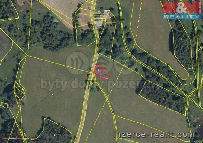 Prodej, pozemek, 937 m2, Výhledy