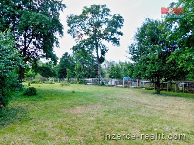 Prodej, zahrada, 600 m2, Chřibská
