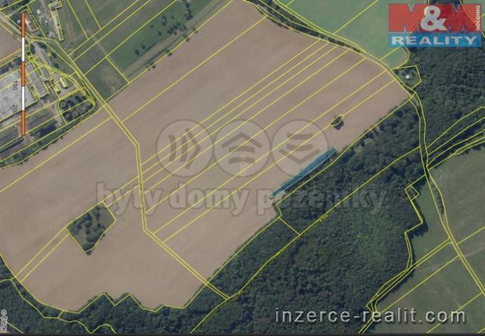 Prodej, pole, 82076 m2, Krákořice