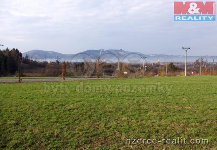 Prodej, pole, 3693 m2, Třinec - Dolní Lištná