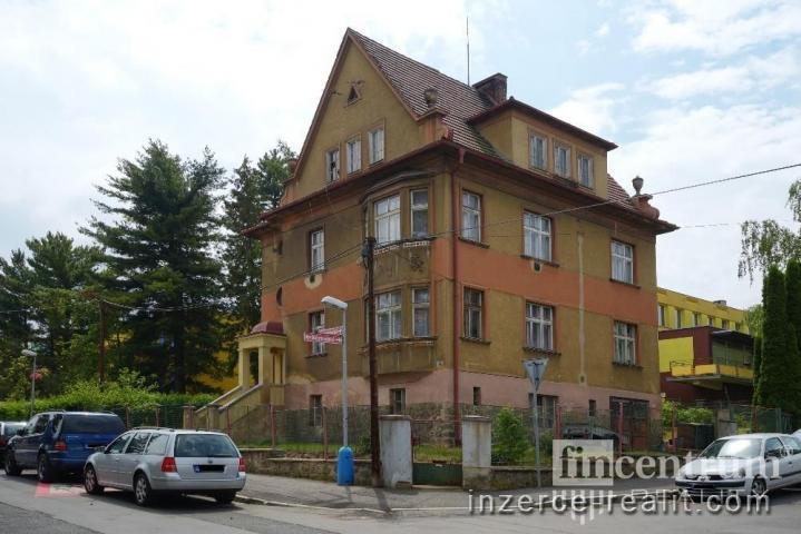 Prodej vily 250 m2 Jugoslávská, Teplice