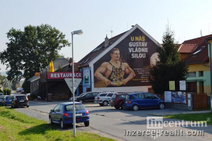 Prodej rodinného domu 550 m2 Šubova, Olomouc Chválkovice