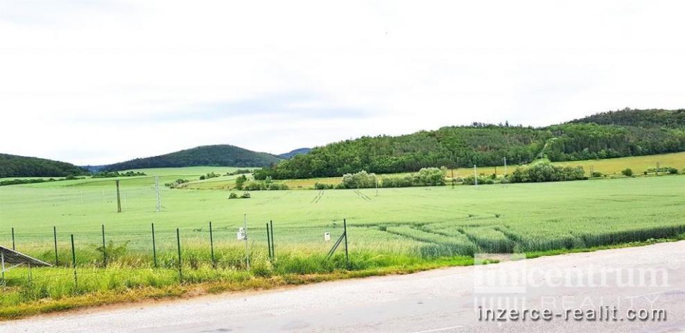 Prodej komerčního pozemku 4000 m2, Čebín
