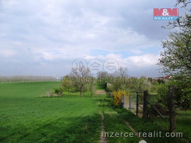 Prodej, zahrada, 2046 m2, Morkovice