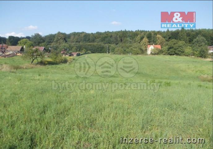 Prodej, stavební pozemek, 1209 m2, Šenov u Ostravy
