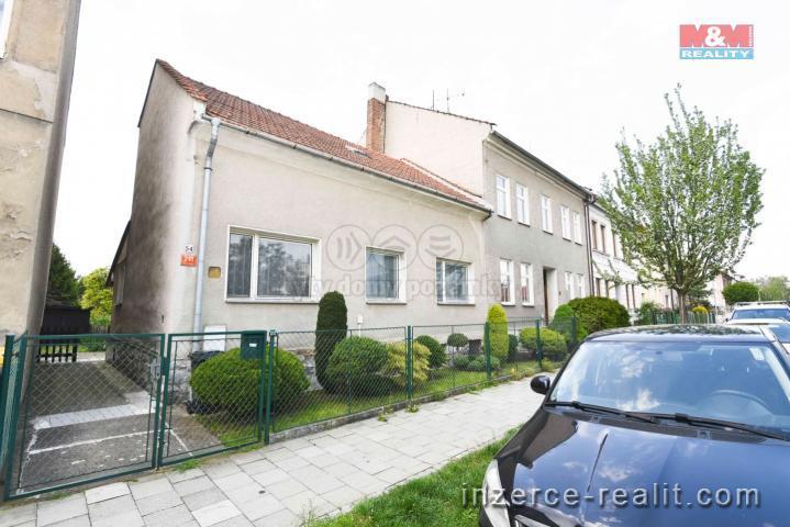 Prodej, rodinný dům 3+1, Olomouc