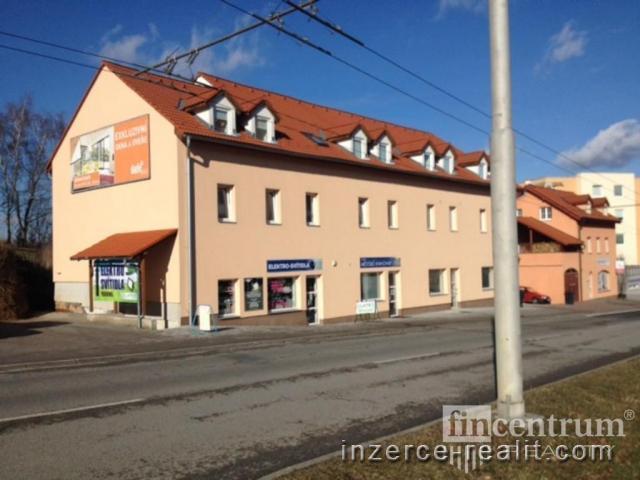 Pronájem obchodního prostoru 240 m2 S. K. Neumanna, Jihlava Horní Kosov