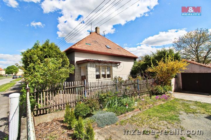 Prodej, rodinný dům, 5+1, 823 m2, Kralovice, ul. Nová