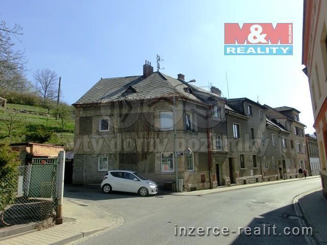 Prodej, nájemní dům, Náchod, ul. Poděbradova