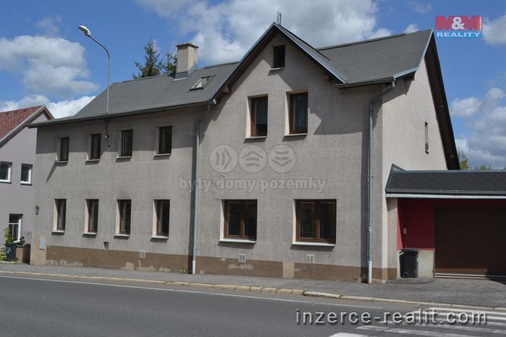 Prodej, atypický byt, Jablonec nad Nisou, ul. Rýnovická