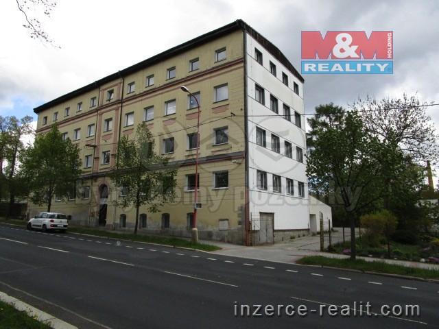 Pronájem, výrobní objekt, 300 m2, Aš, ul. Chebská