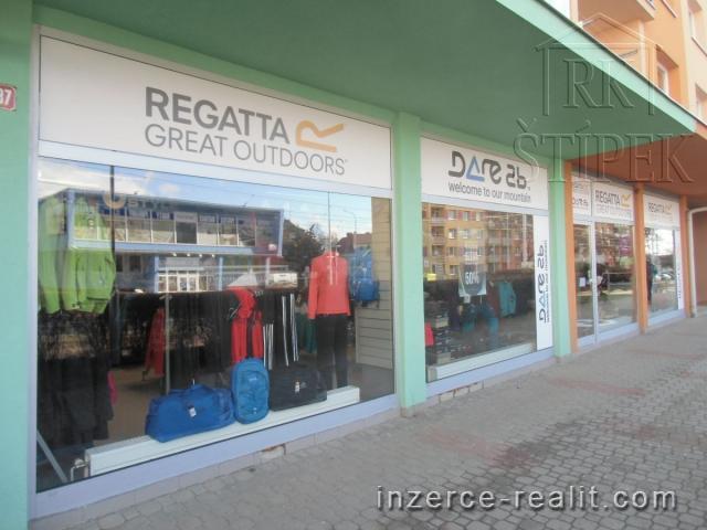 Pronájem obchodního prostoru v Litvínově