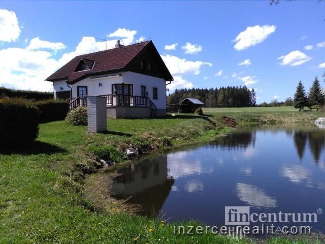 Prodej chaty 105 m2, Počátky Heřmaneč