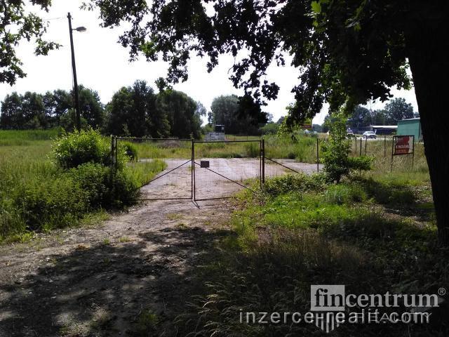Pronájem komerčního pozemku 2203 m2, Sedlec