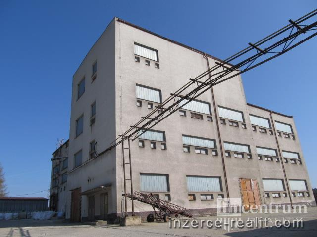 Pronájem skladového prostoru 794 m2, Jihlava Antonínův Důl