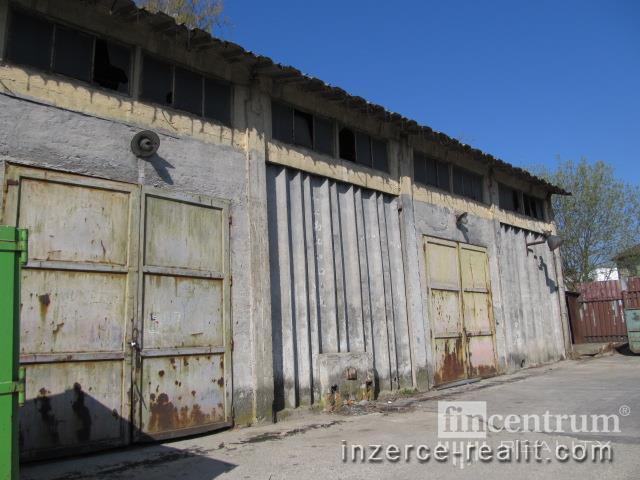 Pronájem skladového prostoru 276 m2, Jihlava Antonínův Důl