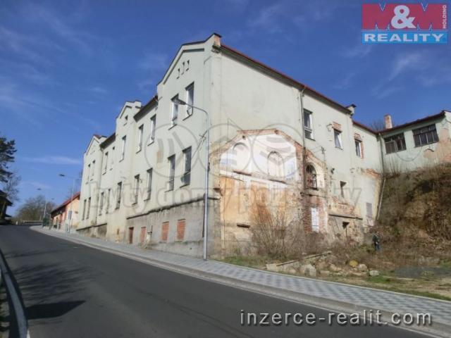 Prodej, historický objekt, Loket nad Ohří, ul. Nádražní
