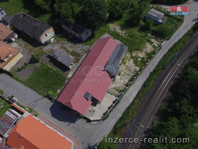 Prodej, výrobní objekt, Milovice, ul. Dělnická