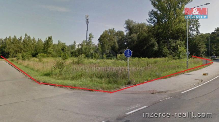 Prodej, pozemek, Ostrava - Hrabová