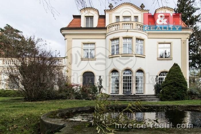 Pronájem, byt 198 m2, Praha 6 - Dejvice
