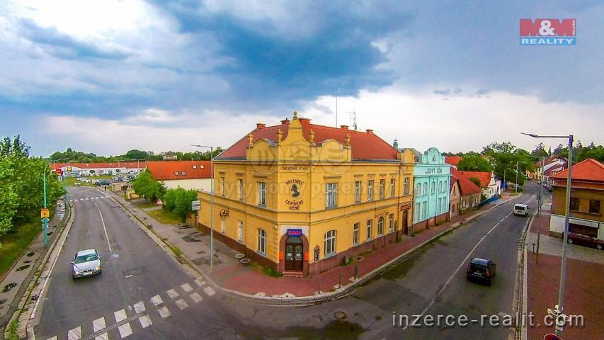 Prodej, komerční objekt, 1681 m2, Český Brod