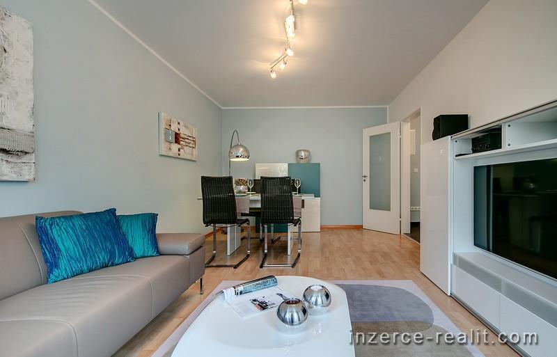 Centrum, moderní, Pronájem bytu 2+1