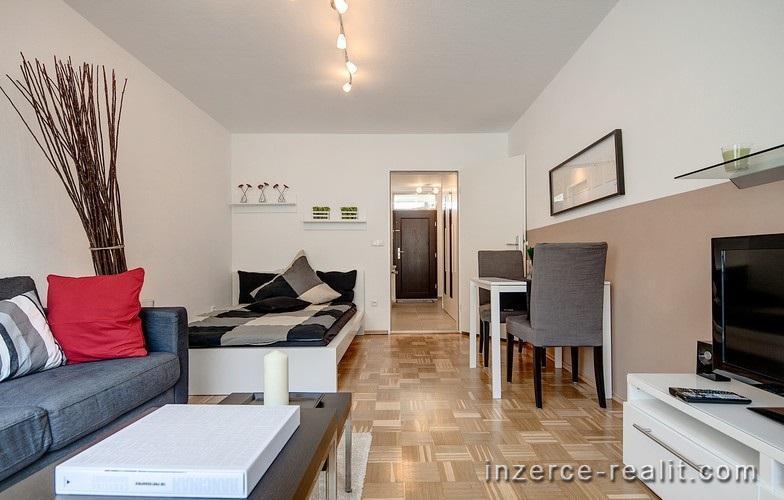 Pronájem bytu 1+1, 32m²