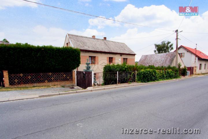 Prodej, rodinný dům, 2+1, 450 m², Ledce