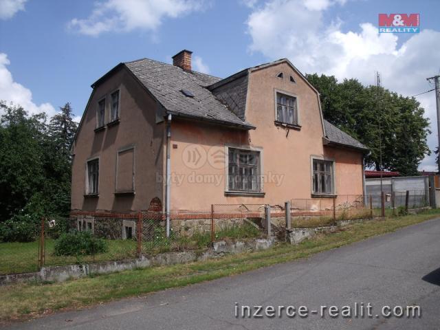Prodej, rodinný dům 5+1, 367 m2, Prapořiště
