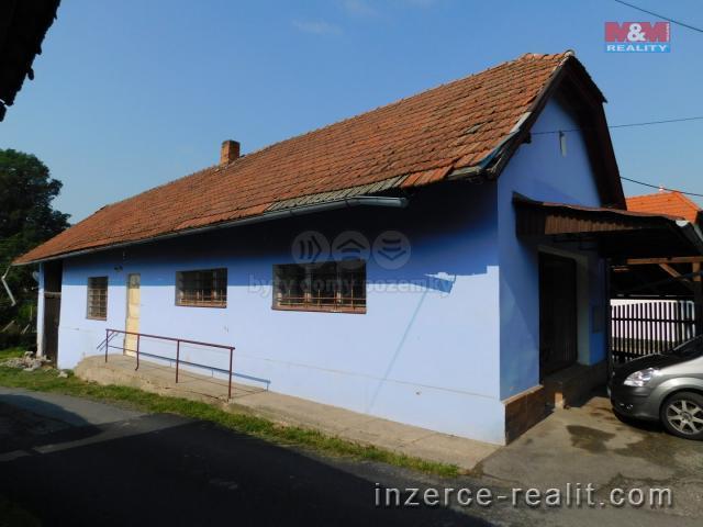 Prodej, rodinný dům, 110 m², Skvrňov