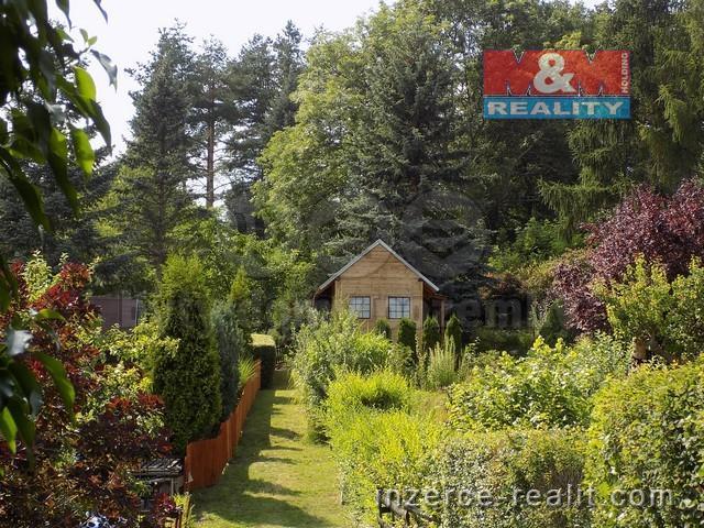 Prodej, Zahrada, 568m2, Děčín-Chrochvice