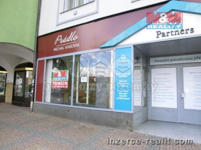 Pronájem, obchod, 153 m2, Česká Třebová, Staré náměstí